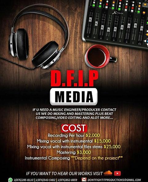 DFIP Media Pricing