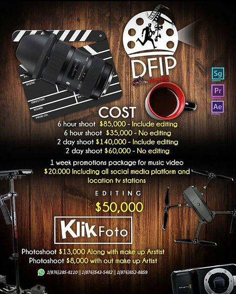 DFIP Media Pricing Continued