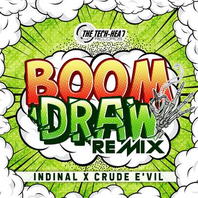 Indinal Boom Draw Remix Artwork