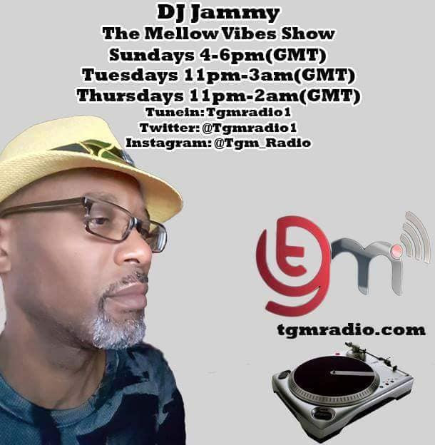 Dj Jammy The Mellow Vybz Show