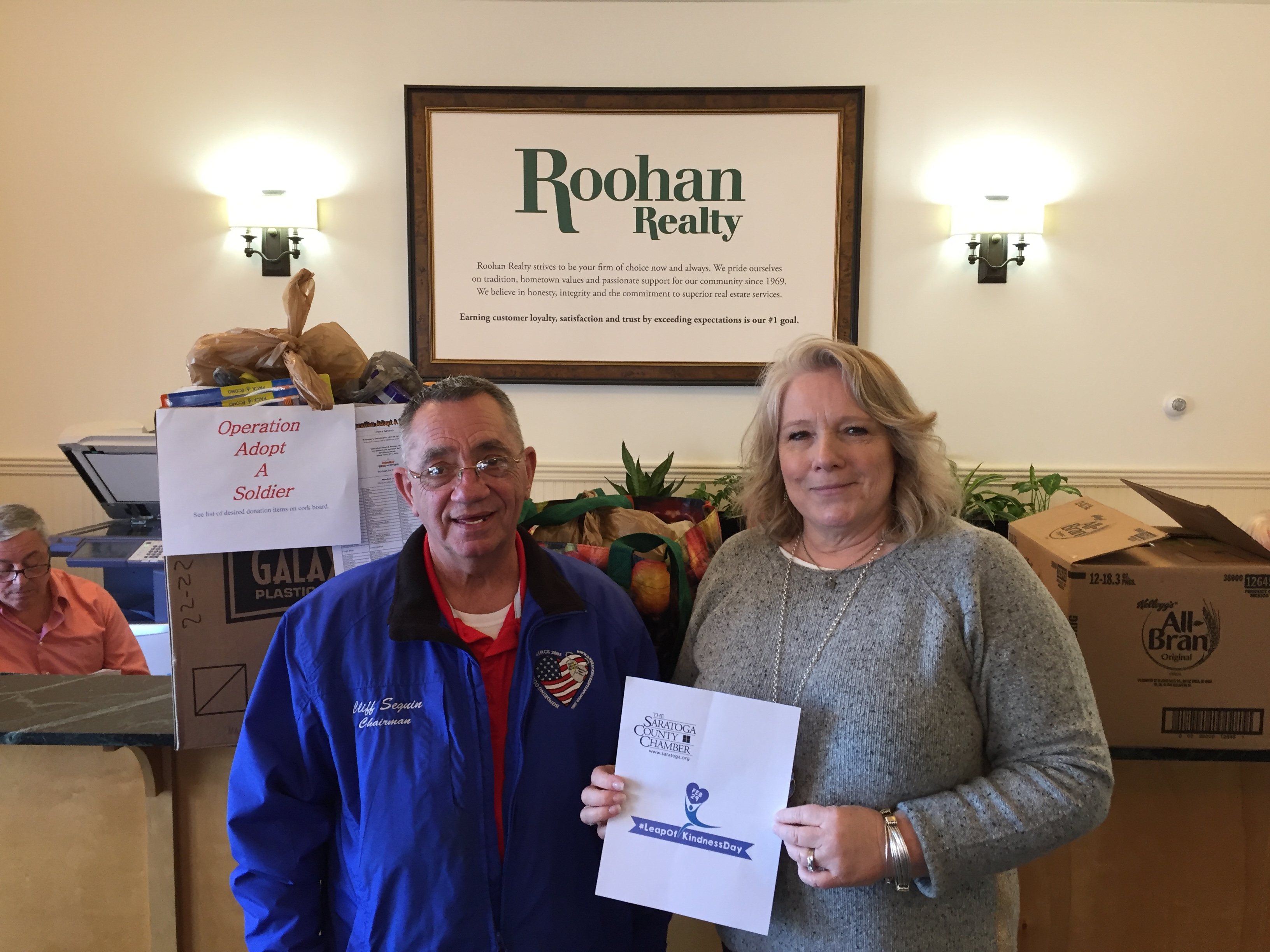Leap Of Kindness - Roohan Realty