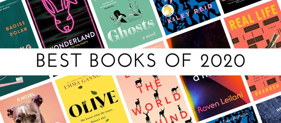 Jessica's Best Books of 2020