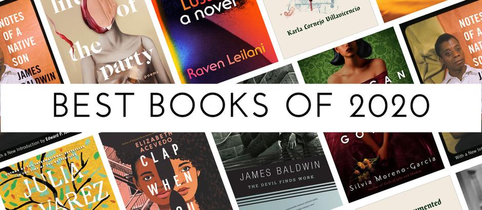 Karla's Best Books of 2020