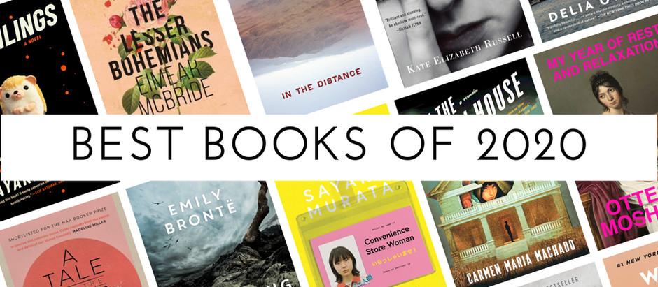 Nikki's Best Books of 2020