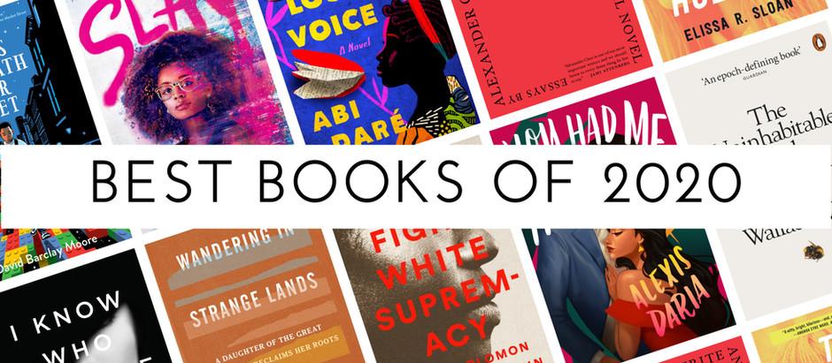 Mel's Best Books of 2020