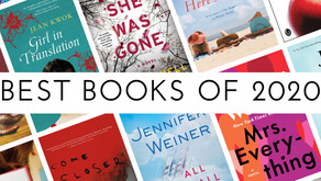 Melissa's Best Books of 2020