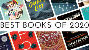 Courtney's Best Books of 2020