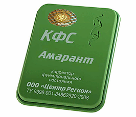"KFS plošča ""AMARANT"""