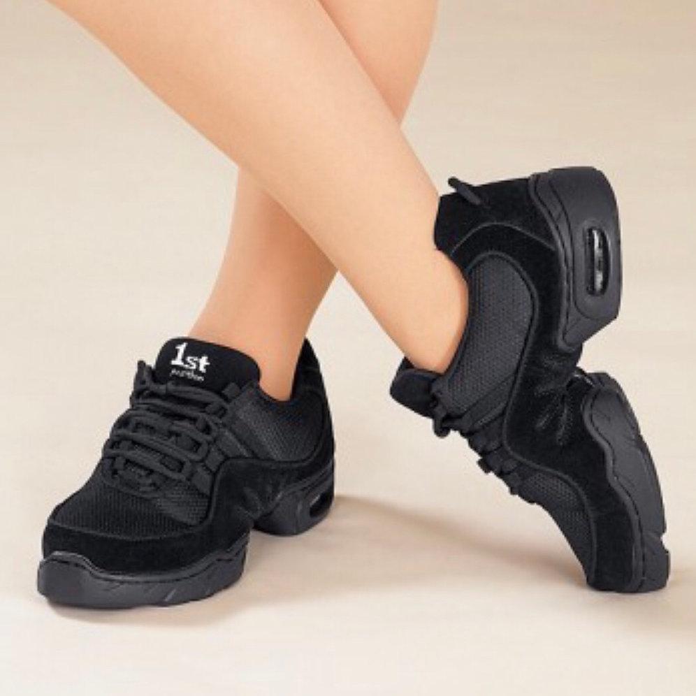 best website b72ac f0944 1st Position Dance Sneaker - Black