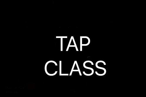 TAP CLASS FEE (4 weeks)
