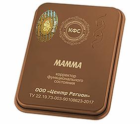 """KFS plošča """"  MAMMA"""""""