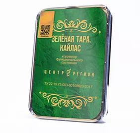 "KFS plošča ""  GREEN TARA. KAILASH """
