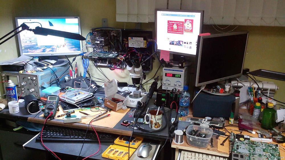сервисный центр компьютеров в улан-удэ