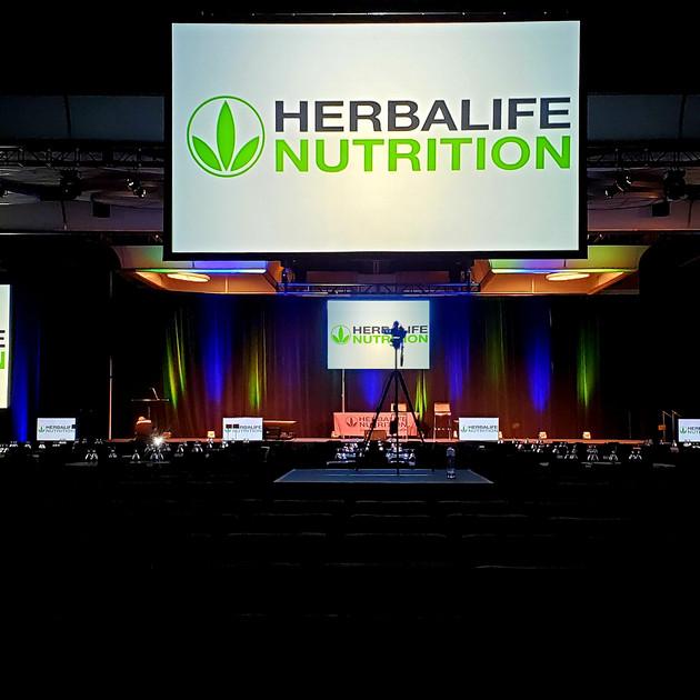 Ambient Pro Herbalife FSL Anaheim Marriott