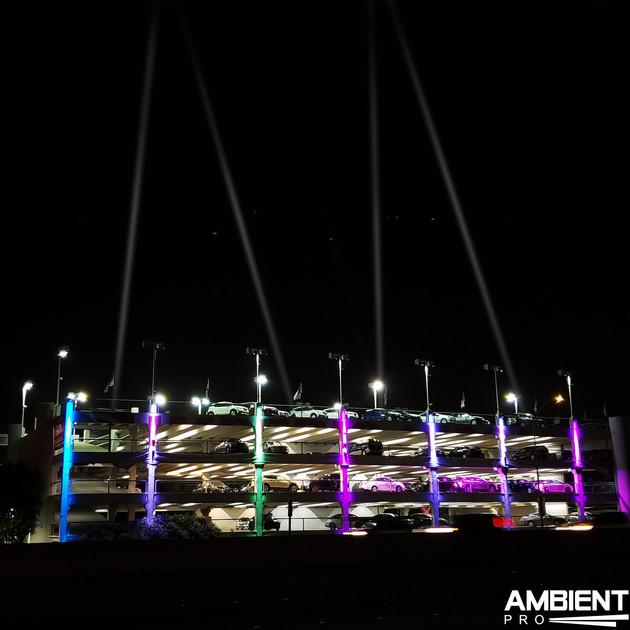 Garden Grove Nissan Lighting
