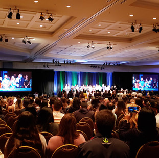 STS Long Beach Convention by Ambient Pro