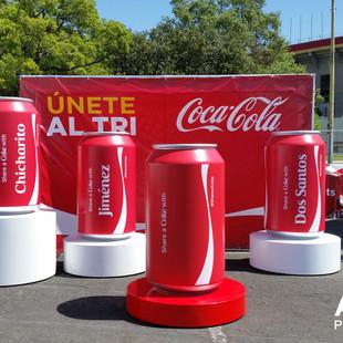 Coca Cola Cans Ambient Pro