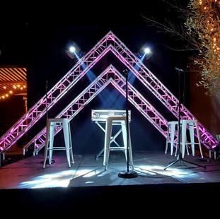 DJ Navics Abbot Event Dual Triangle