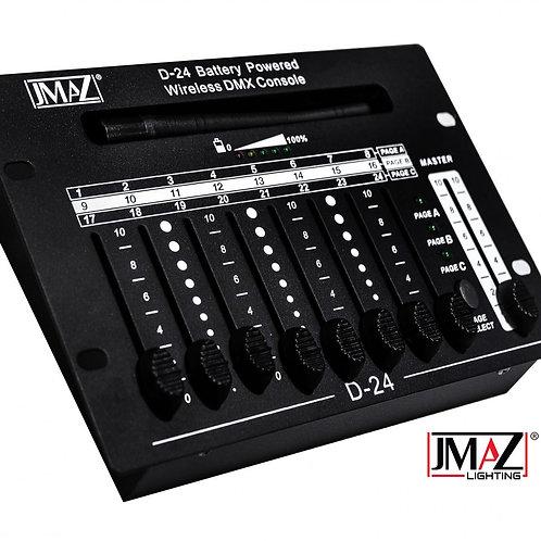 D-24 Wireless DMX Controller
