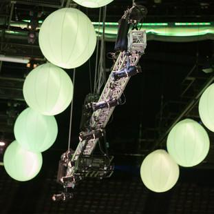 Ambient Por Stage Wash Lighting