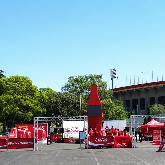 Ambient Pro Coca Cola