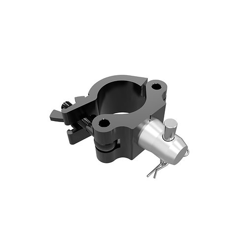 COUPLER CLAMP BLK