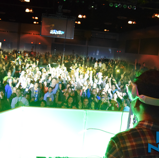 DJ Navics Anaheim Event