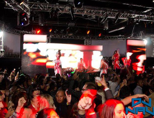 DJ Navics Vangard Hollywood NYE