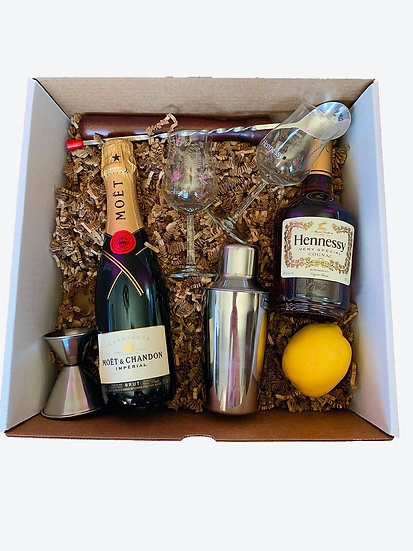 French 75 - Bar in a Box