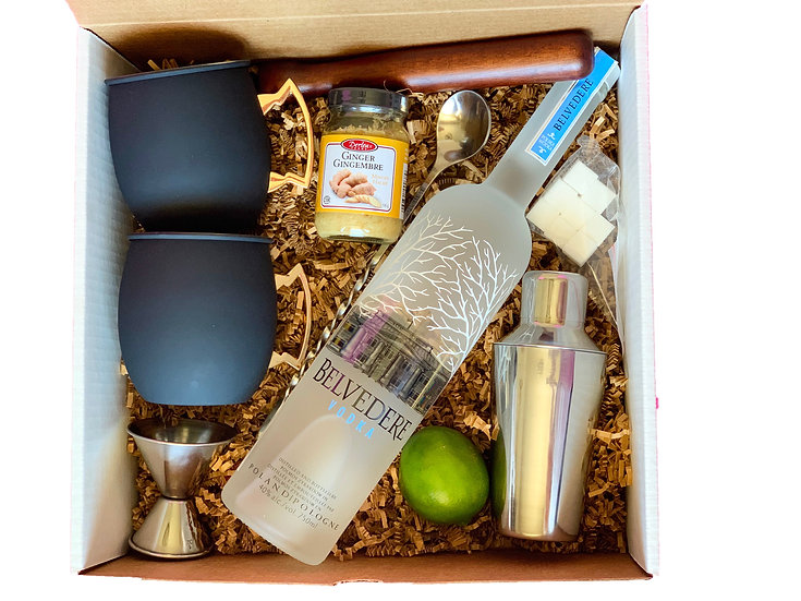 Moscow Mule - Bar in a Box