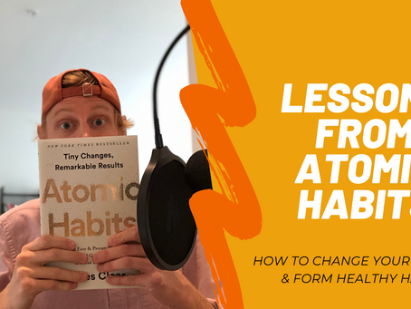 [VIDEO] Lessons from Atomic Habits