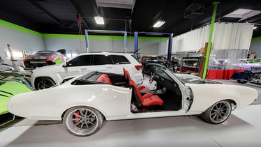 Muscle Car Restoration
