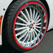 Custom wheels for BMW