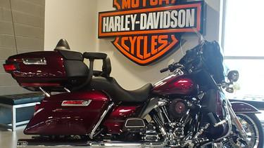 Custom Harley Bike