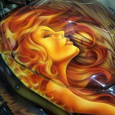 Custom Spray Art