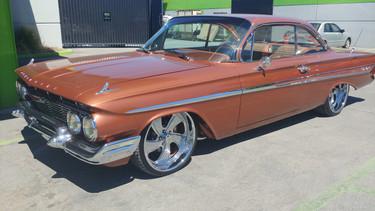 61 Bubble Top Impala