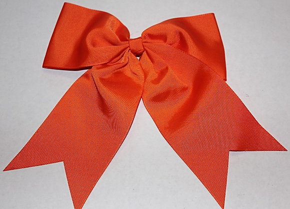 Monogrammed 6 Inch Cheer, Gymnastic, Track and Field Bow