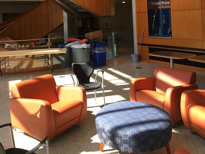 College Academic Building Meeting space
