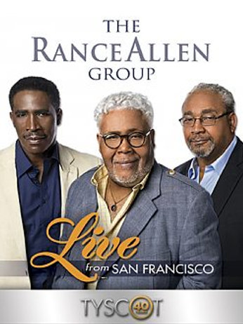 The Rance Allen Group- Live From San Francisco