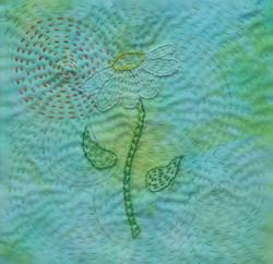 kantha daisy
