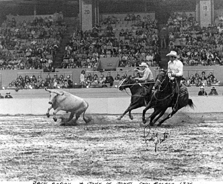 1976 Cow Palace Jack and John W. Jones_Foxie Photo