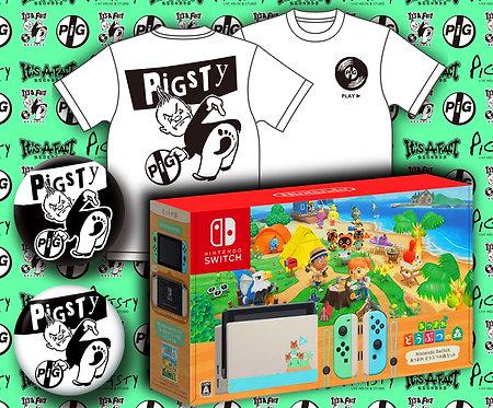 PIGSTY 「Nintendo Switch あつまれ どうぶつの森セット」