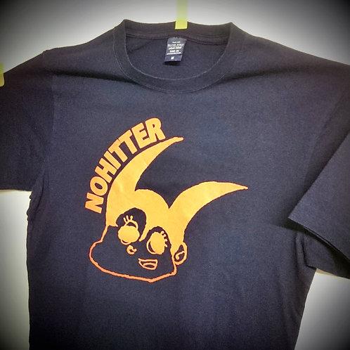 "NO HITTER ""ASTRO BOY"" T-shirts / Indigo"