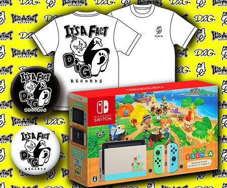 DIG 「Nintendo Switch あつまれ どうぶつの森セット」