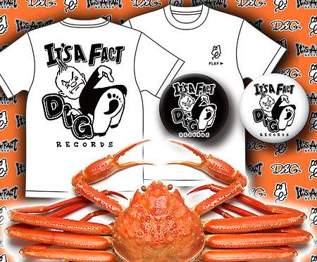 DIG チャリティー ずわい&たらば蟹食べ比べセット