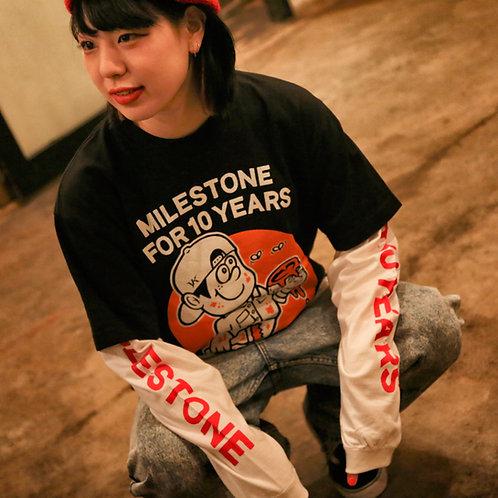 ペンキ BOY T-Shirts