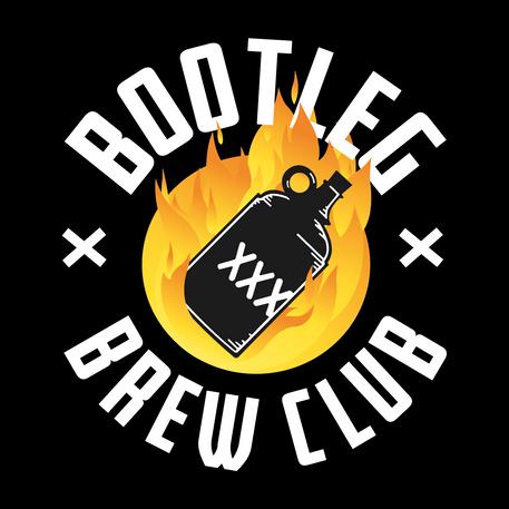 BOOTLEG BREW CLUB BRANDING