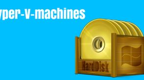 Afficher les disques Virtuels attachés aux machine Hyper-v