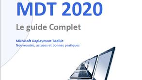 Ebook Gratuit sur l'outil du déploiement système MDT (2020)