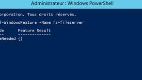 Créer un serveur de fichier Hautement disponible
